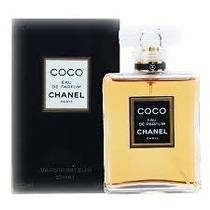 Perfume Coco Chanel 100ml Dama Kuma Envio Gratis