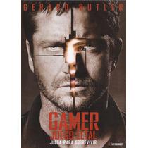 Gamer Juego Letal Gerard Butler , Pelicula En Dvd