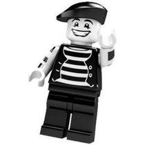 Lego - Minifigures Serie 2 - Mime