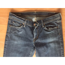 Jeans Citizens Of Humanity Low Waist Straight Leg Ava #142