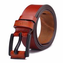 Cinturon De Piel (105 Cm Largo)