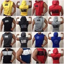 Chaleco Deportivo Gym En Diferentes Colores Y Estampados