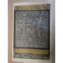 Lirica Mexicana Antologia De Poesia 1919 Roberto Montenegro