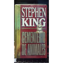 Cementerio De Animales, Stephen King, Nuevo, Original Import