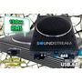 Steelpro Amplificador Con Subwoofer De 8pulg, 150w Rms.