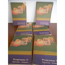 Libro De Primaria De Los 70`s Programa De Educacion