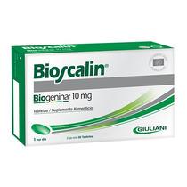 Bioscalin Tratamiento Anticaida 10mg C/30tab Giuliani
