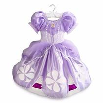 Vestido Princesa Sofia Disney Store