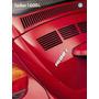 Volkswagen Vocho Emblema Original 1600i Tapa De Motor
