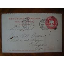 Tarjetas Postales Antiguas 1903