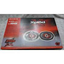 Sony Xplod Xs-v6940h 6x9 Old School , Alpine,kenwood