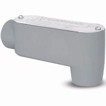 Condulet Conexion Tipo Lb 3/4 Pulgada Con Tapa Voltech 46971