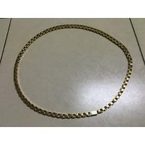 Cadena De Oro 18kt Tipo Versace Cuadros 183grs Estrenala