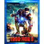 Bluray + Dvd Iron Man 3 ( Iron Man 3 ) 2013 - Shane Black /