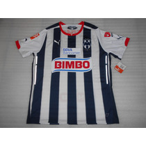 Jersey Puma Rayados Monterrey 14 15 Local Jugador Original