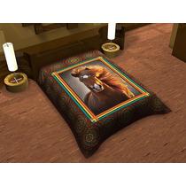 Cobertor Alaska Caballo Reflejo Matrimonial Palestina
