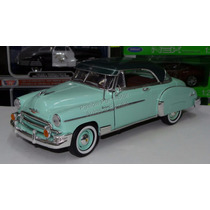 1:18 Chevrolet Bel Air 1950 Verde Motor Max