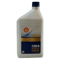 Aceite Motor Gasolina Shell 10w40 1lto.