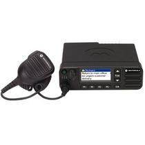 Radio Movil Motorola Digital Uhf/vhf Serie Dgm 8500