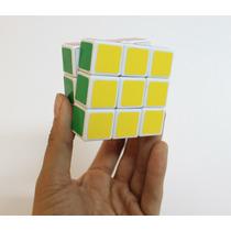 Cubo Rubik 3x3x2 Lanlan Base Blanca Y Negra