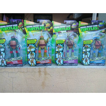 Lote Tortugas Ninja Mutations