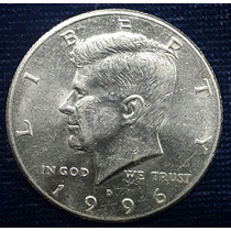 Tres Monedas Half Dollar De Los 90´s