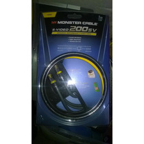Monster 200sv-2m High Performance S-video Cable Super Video