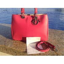 Bolsa Diorissimo Vip De Christian Dior Rosa Authentica