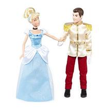 Cenicienta Y Principe Encantador Juntos De Disney Collector