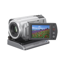 Sony Handycam Dcr-sr40 Con Disco Duro 30gb Pantall Touch