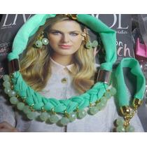 Sets Collar Pulsera Y Aretes Moda 2015 Mayoreo Y Menudeo