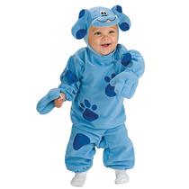 Disfraz De Pistas De Blue Para Bebes, Envio Gratis