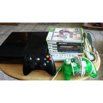 Se Vende Xbox 360 Slim Semi Nuevo De 4gb