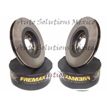2 Disco De Freno Vent Del Ford Expedition Xlt 4x4 97-02 12mm