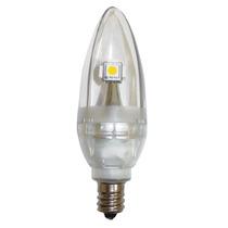 Lámpara Led, Eicm, No-atenuable, Vela, Tecnolite
