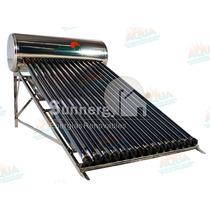 Calentador Solar 165 Litros. Acero Inoxidable