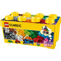 Lego Classic 10696 Caja D Ladrillos Creativos Cubos Armable