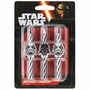 Star Wars Fiesta Velas Decoracion Pastel Pastelitos Darth X6