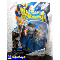 Wolverine And The Xmen (logan, Cyclops, Iceman)