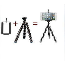 Mini Tripie Flexible Iphone 6 5 5s 4 4s Galaxy S6 S5 S4 S3