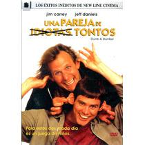 Dvd Una Pareja De Idiotas ( Dumb & Dumber ) 1994 - Peter Far