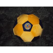 Balon Del America Aguilas Peluche Plano Almohada Futbol