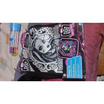 Mochila Monster High Para Iluminar.