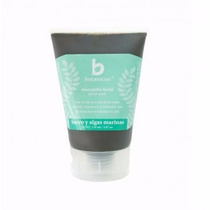 Mascarilla Facial De Barro Y Algas Marinas Natural Botanicus