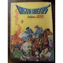 Comic De Historietas Audacias Del Oeste, Editora Sol