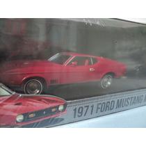Ford Mustang Mach One 1971 Auto A Escala De Colección