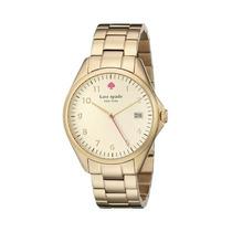 Reloj Kate Spade New York Wksy1507 Dorado Femenino