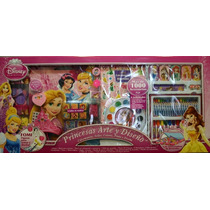 Princesas Disney Set De Arte Y Diseño 1000 Piezas