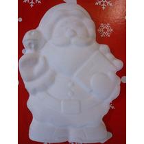 Santa Claus Figura De Yeso