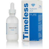 Suero Facial Hialuronico 100% Puro 2 Oz - Timeless Skincare